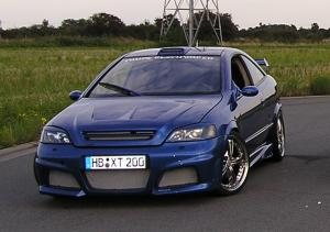 Astra G Coupe